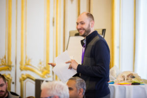 Erhardt Graeff at TICTeC 2019